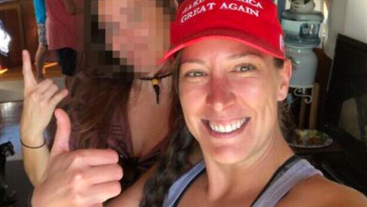 Kongre baskınında ölen kadını ''şehit'' ilan ettiler