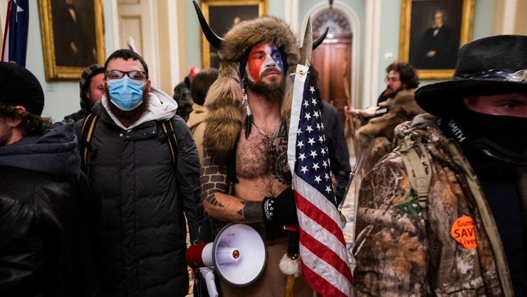 Kongre işgalcilerinin kimlikleri ortaya çıktı