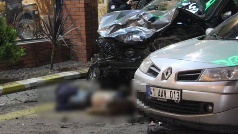 Dinlenme tesisinde korkunç kaza: 1 ölü, 8 yaralı