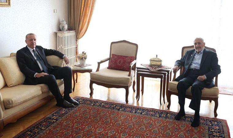 Saadet Partisi'nden ''Erdoğan ziyareti'' açıklaması