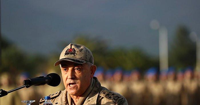 Orgeneral Arif Çetin, PKK'nın biteceği tarihi açıkladı