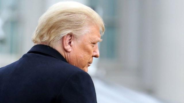 Trump, Biden'ın yemin törenine katılmayacak
