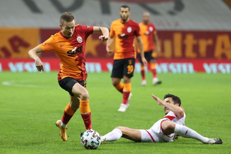 Galatasaray'ın Gençlerbirliği 11'i belli oldu