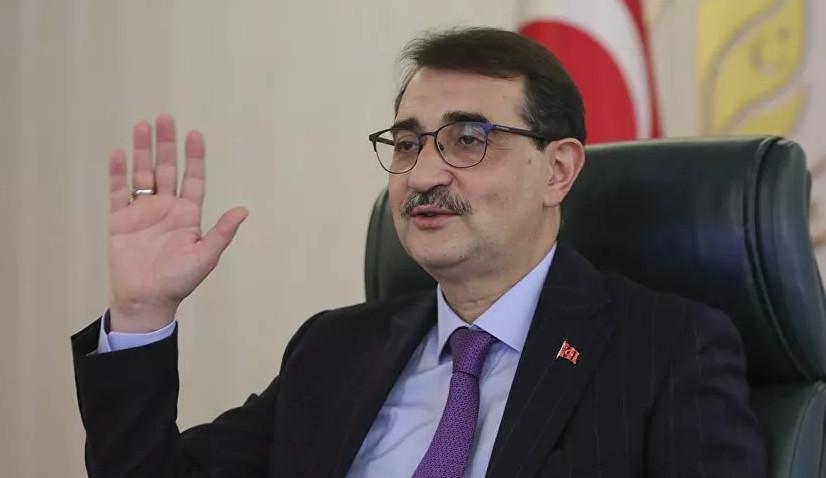 Bakan Dönmez: ''Ham petrol üretimi 22 milyon varili aştı''