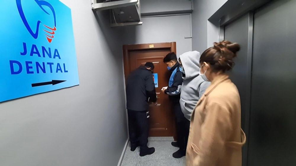 İstanbul'da kaçak hastaneye baskın! Kendi ilaçlarını bile üretmişler! - Resim: 1