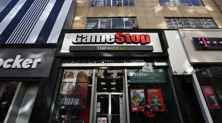 GameStop dalgası %53 zarara uğrattı