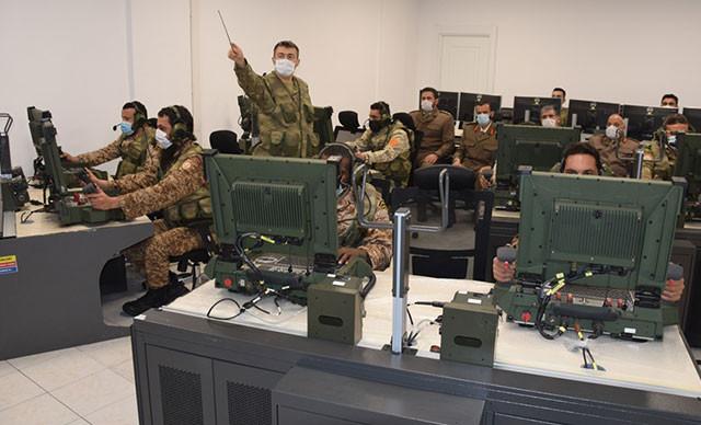 Libyalı askerlerin Türkiye'deki eğitimleri tamamlandı
