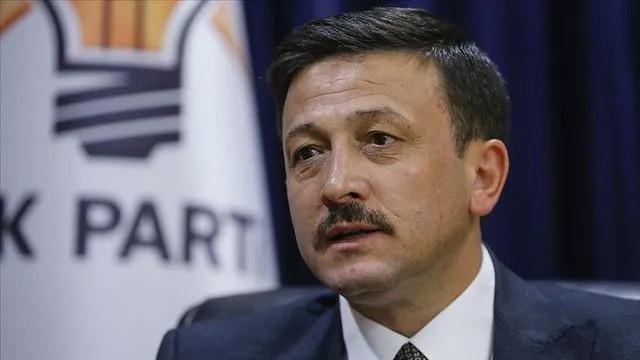 AK Parti Genel Başkan Yardımcısı Dağ'dan Selahattin Demirtaş açıklaması