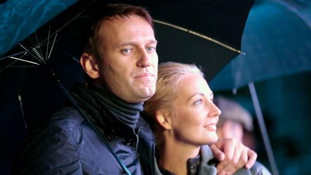 Rus muhalif Navalny'nin eşine para cezası