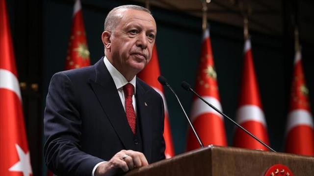 Erdoğan açıkladı! Yüz yüze eğitim 1 Mart'ta kademeli olarak başlıyor!