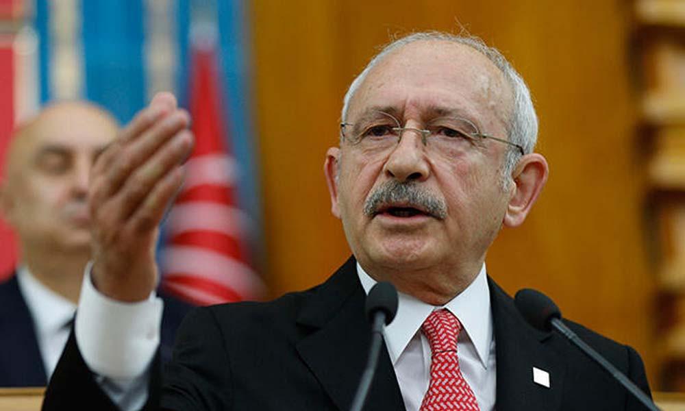Kılıçdaroğlu'ndan CHP MYK'da Boğaziçi talimatı