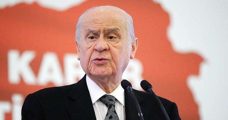 Erdoğan ''astronot, kozmonot istemiyorum'' demişti, öneri Bahçeli'den geldi