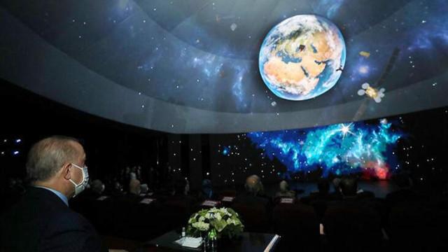Rusya'dan Türkiye'ye ''uzayda iş birliği'' daveti
