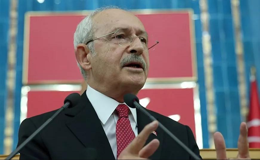 Kılıçdaroğlu'ndan AB büyükelçilerine Türkiye mektubu
