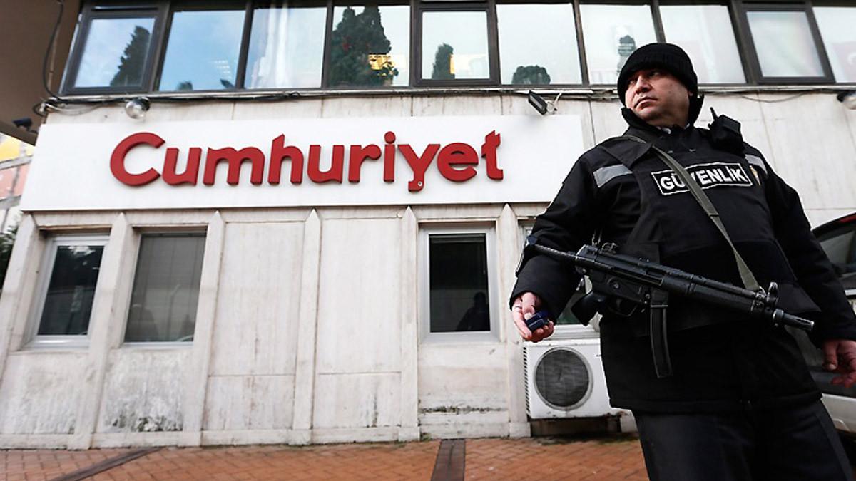 Cumhuriyet Gazetesi, AK Parti'ye tazminat ödeyecek