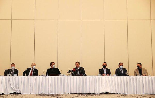 Kulüpler Birliği Başkanı Çebi'nin yardımcıları açıklandı