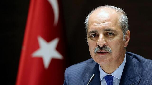 AK Parti Genel Başkanvekili Kurtulmuş'tan yeni anayasa çağrısı