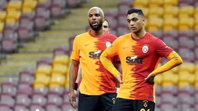 Bol gollü maçta Galatasaray Türkiye Kupası'na veda etti
