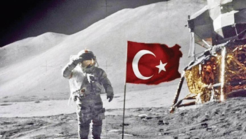 Türkiye'nin uzay yolculuğu BURAK projesiyle gerçekleşecek