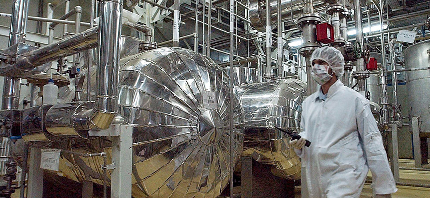 İran uranyum metali üretimine başladı