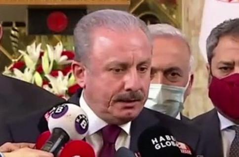 Şentop ''Berberoğlu milletvekili mi?'' sorusuna bu yanıtı verdi