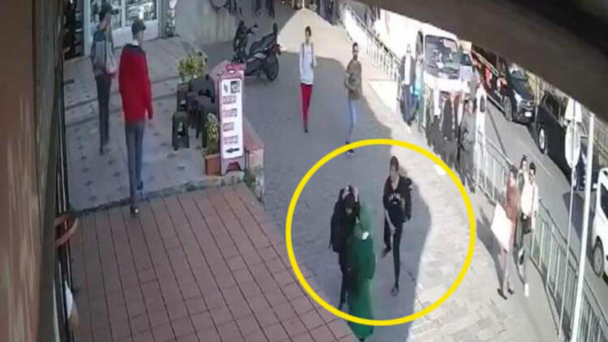 Başörtülü kızlara saldıran kadının cezası belli oldu