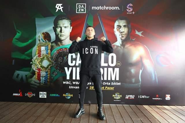 Türk profesyonel boks tarihinin en büyük maçı  S Sport Plus'ta