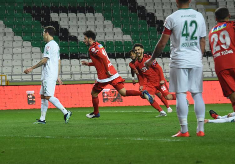 Beşiktaş, Türkiye Kupası'nda yarı finale yükseldi
