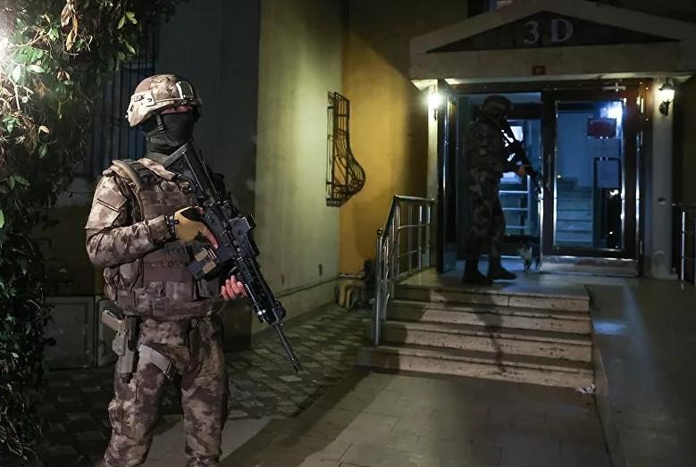 DHKP-C'nin 'Türkiye sorumlusu' yakalandı
