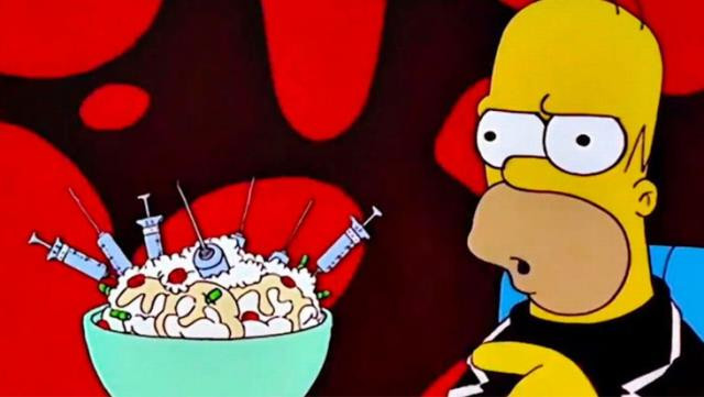Simpsonsların yeni kehaneti sosyal medyayı salladı