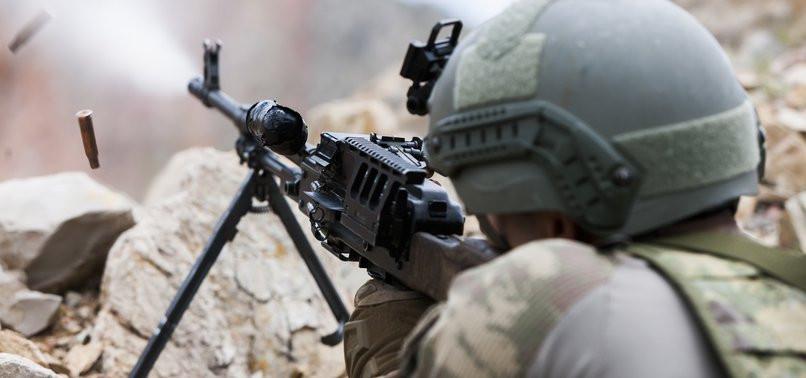 3 PKK/YPG'li terörist daha etkisiz hale getirildi