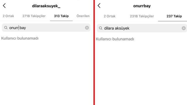 Dilara Aksüyek ile Onur Bay çifti ayrıldı! - Resim: 3