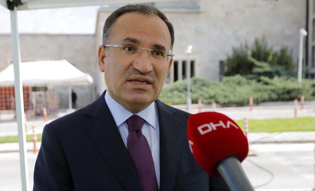AK Partili Bozdağ açıkladı: ''Sandık başına gidiyoruz!''