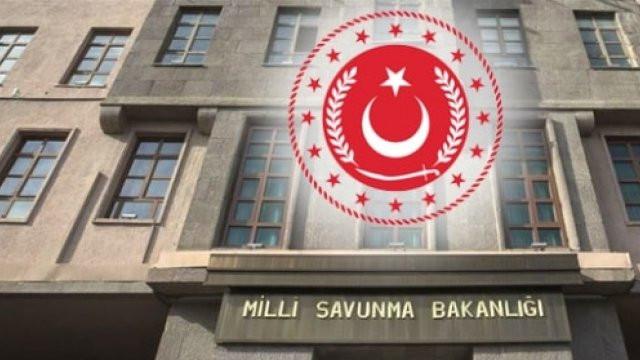 MSB açıkladı: 3 PKK'lı terörist etkisiz hale getirildi