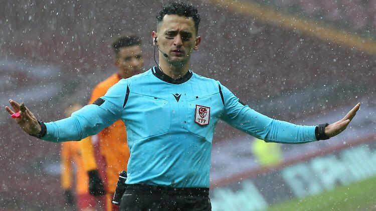 Galatasaray'ın penaltı pozisyonu sosyal medyayı salladı