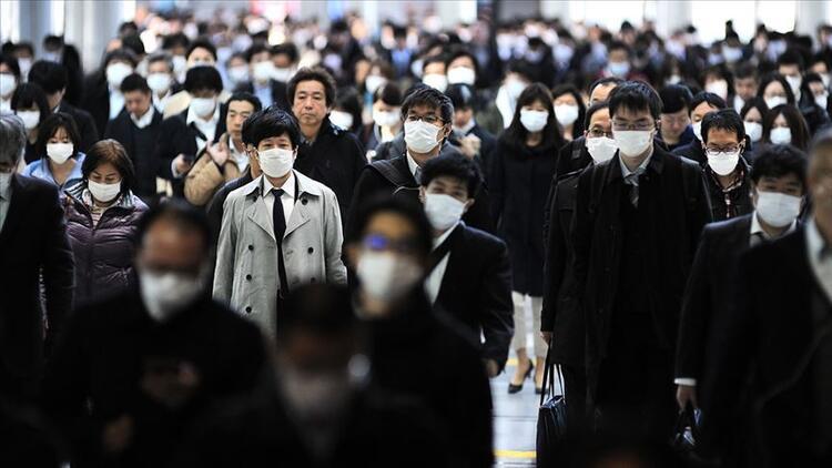Japonya ekonomisinde tarihi daralma