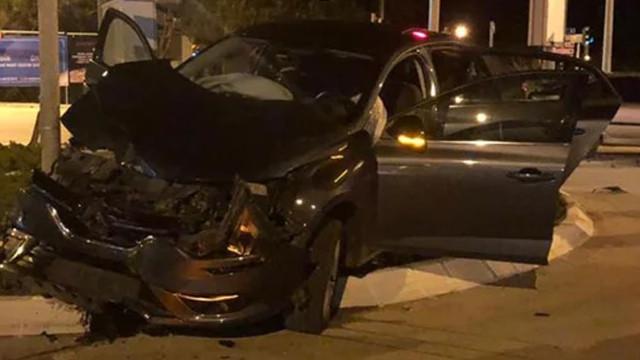 Ünlü oyuncu trafik kazası ile ölümden döndü!
