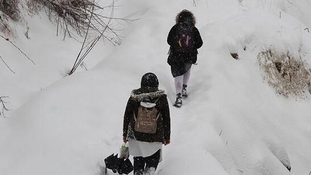 3 ilde daha eğitime kar engeli!