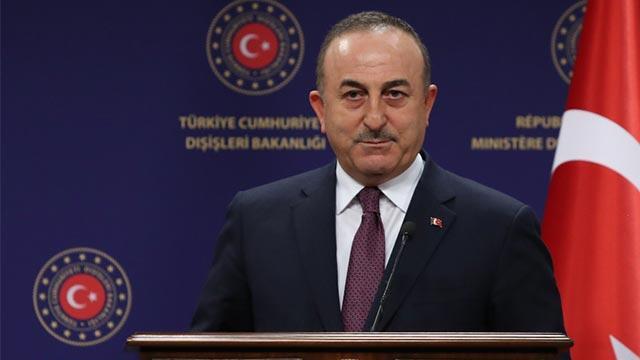 ABD ile ilk temas! Dışişleri Bakanı Çavuşoğlu, ABD'li mevkidaşı ile görüştü