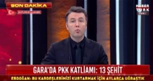 Habertürk'ten AK Parti kongresi için dikkat çeken eleştiriler