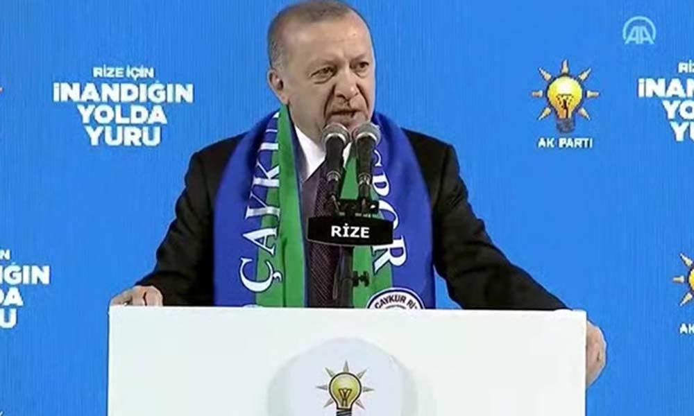Erdoğan'a atılan sloganlar da ''planlı'' çıktı