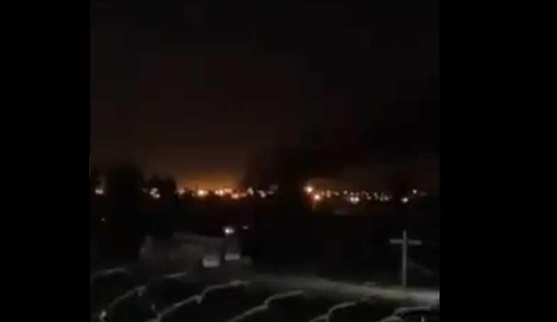 Erbil Havalimanı yakınlarında roketli saldırı