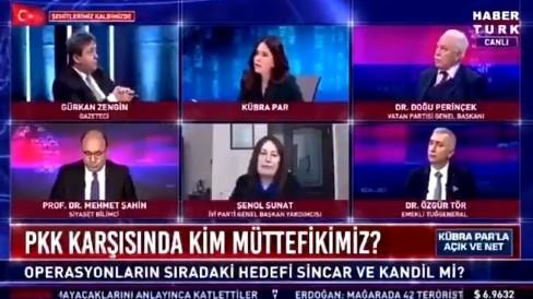13 şehidin ardından canlı yayında skandal sözler