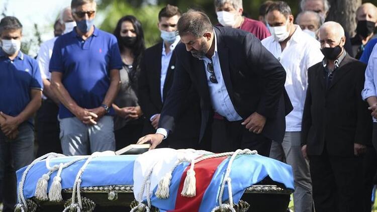 ''El Turco'' Müslüman mezarlığına defnedildi