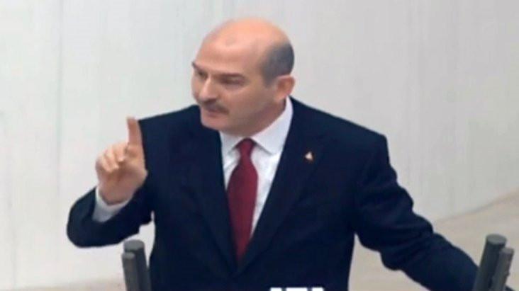 Bakan Soylu'dan HDP'li vekile: Hiç gülmeyin hanımefendi!