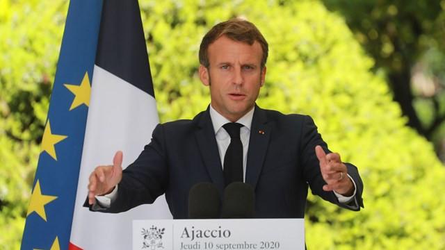 Fransa'da ''Bölücülük yasası'' ilk onayı aldı