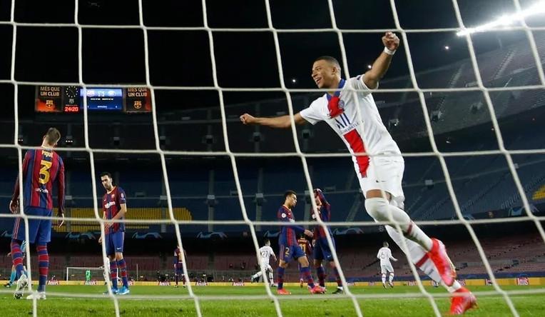 Barcelona fark yedi!