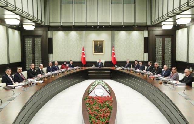 Türkiye'nin gözü kabine toplantısında! Normalleşme takvimi masada