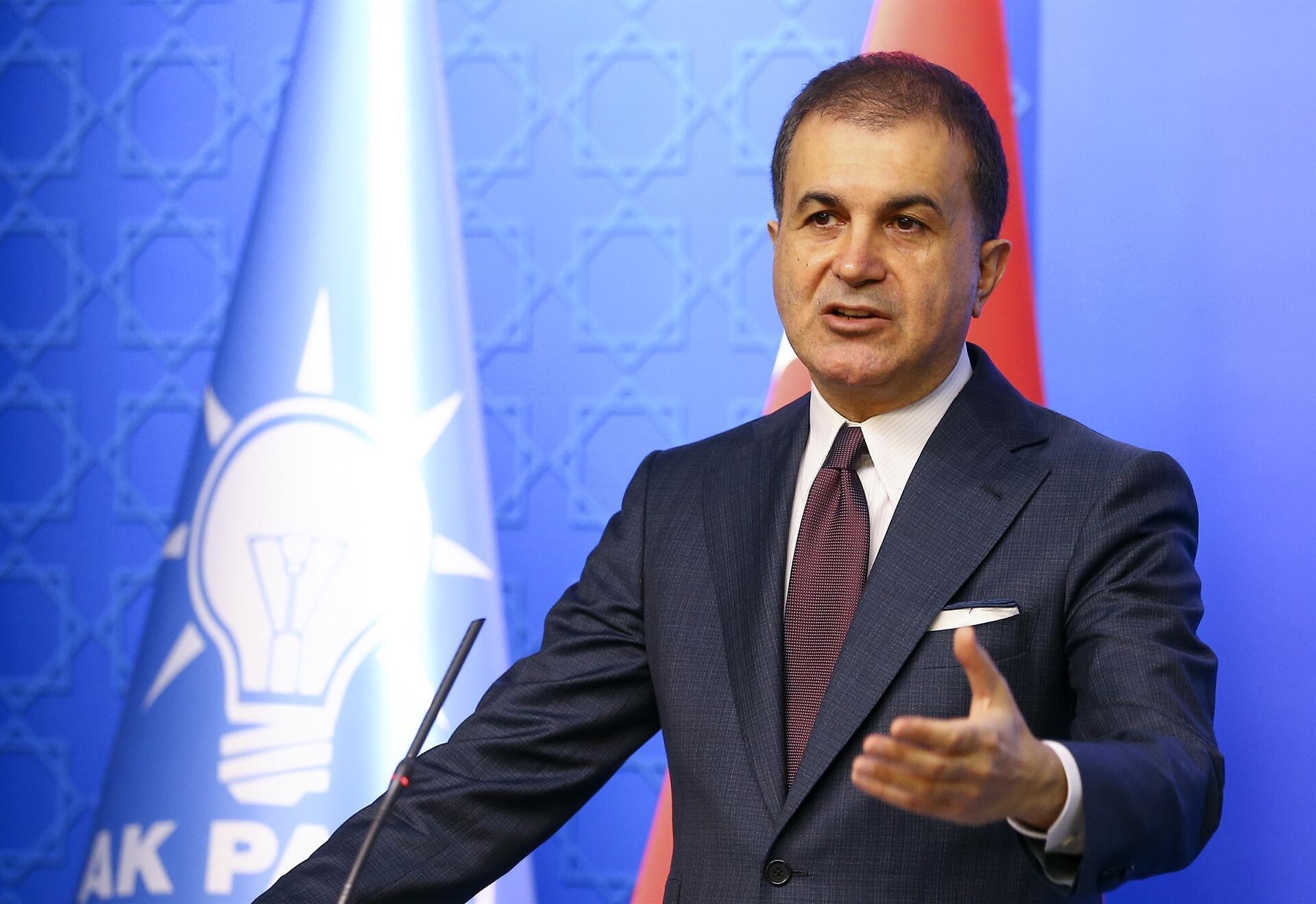 AK Parti'den ''13 şehidin sorumlusu Erdoğan'' sözlerine tepki