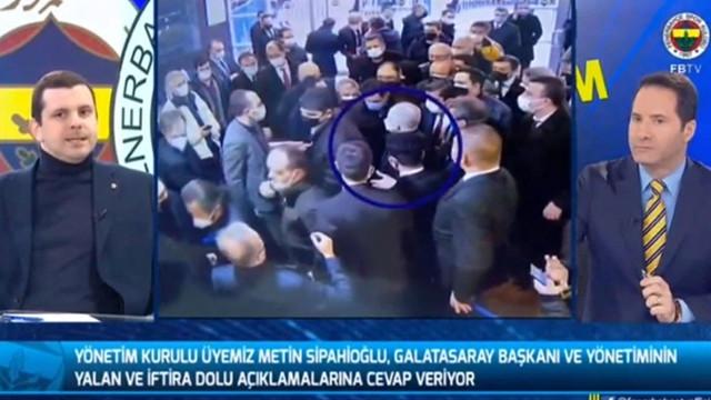 Metin Sipahioğlu Gakatasaray'ın tüm iddialarına kanıtlarla cevap verdi